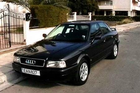 Ремонт Audi 80 V b4