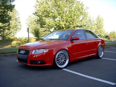 Ремонт Audi A4 B7