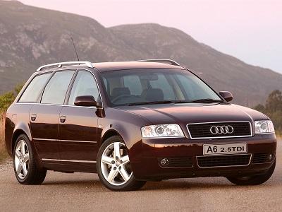 Ремонт Audi A6 C5