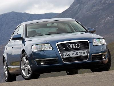 Ремонт Audi A6 C6