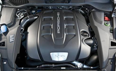 двигатель Порше