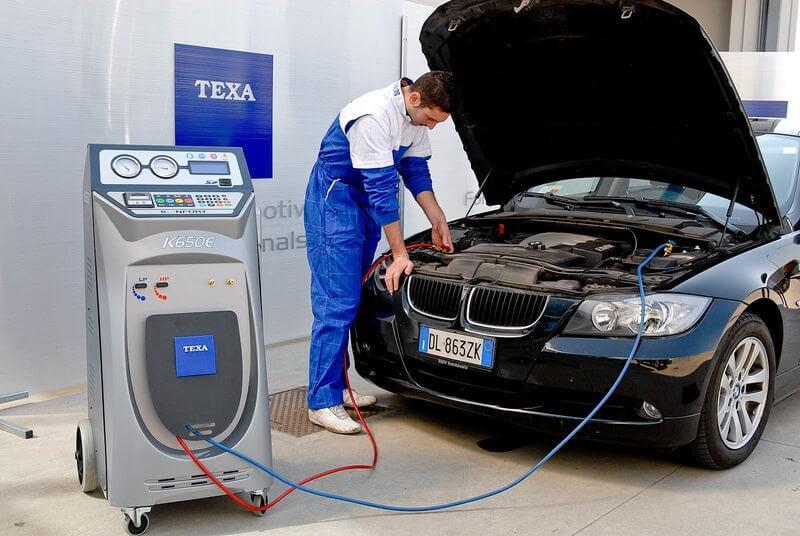 Ремонт и обслуживание автомобильного кондиционера установка ремня кондиционера форд фокус 2